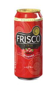 Frisco Brusinka, plech 0,4l