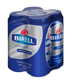 Birell Světlý, shrink 4x0,5l