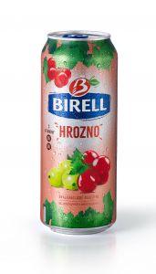 Birell Hrozno, plech 0,5l