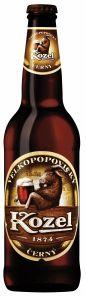 Velkopopovický Kozel Černý, lahev 0,5l