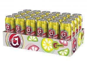 Gambrinus Řízný Citron, tray 24x0,5l
