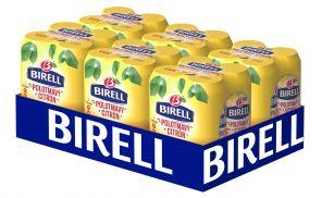 Birell Polotmavý Citrón, karton 6x(4x0,5l)