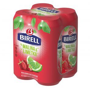 Birell Malina & Limetka, shrink 4x0,5l