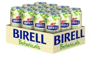 Birell Botanicals Zelený čaj s Jasmínem a Bergamontem, tray 12x0,4l