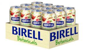 Birell Botanicals Jablko se Zázvorem a Heřmánkem, tray 12x0,4l