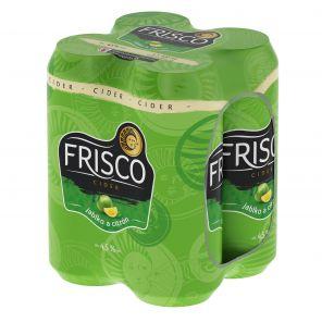 Frisco Jablko & Citrón, shrink 4x0,4l