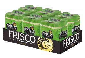 Frisco Jablko & Citrón, karton 6x(4x0,4l)