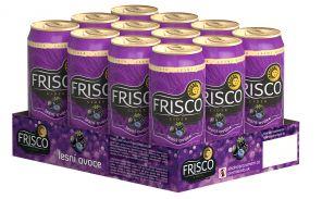 Frisco Lesní ovoce, tray 12x0,4l