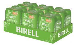 Ledový čaj s broskví od Birellu, karton 6x(4x0,5l)